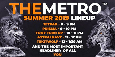 THE METRO™ Summer Rave tickets