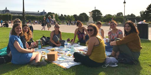 Summer Meet up Au Pairs PARIS