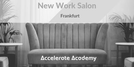 New Work Salon Frankfurt  Tickets