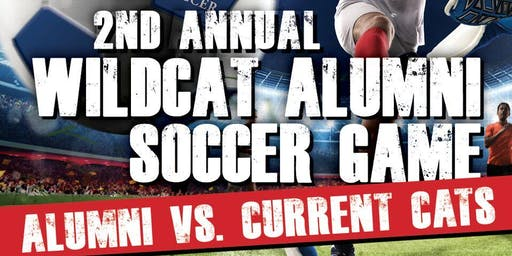 2nd Annual Wildcat Alumni Soccer Game