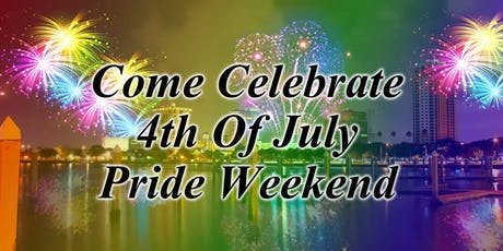 "4th of July Weekend ""Party Bus""  Pride Celebration tickets"
