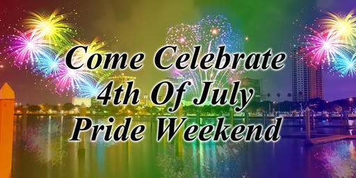 """4th of July Weekend """"Party Bus""""  Pride Celebration"""