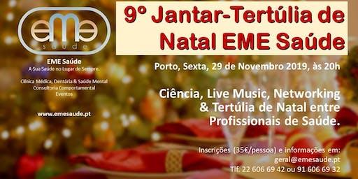 9º JANTAR-TERTÚLIA de NATAL EME