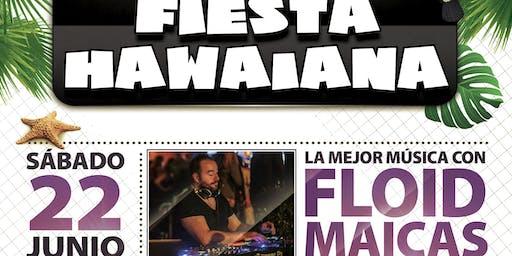 Fiesta Hawaiana @ Terraza de Farrán (Gelsa / Zaragoza)