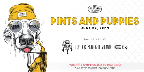 Pints and Puppies tickets