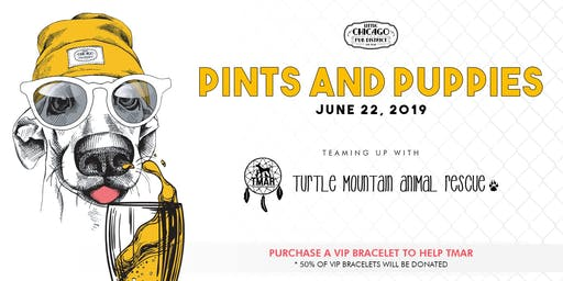 Pints and Puppies