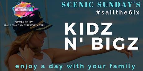 Kidz N' Bigz on Pioneer Cruises tickets