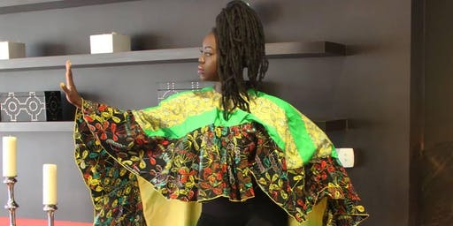 African Fashions Pop Up Shop; Chicago.
