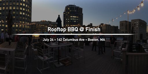 BAVUG 2019 July | Rooftop BBQ @ Finish