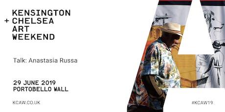 TALK: ANASTASIA RUSSA ON PORTOBELLO WALL COMMISSION tickets