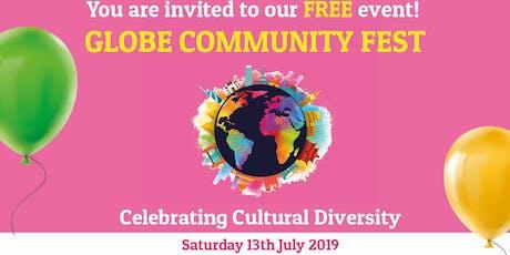 Globe Community Fest tickets