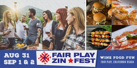 Fair Play Zin Fest 2019 tickets