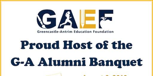 G-A Alumni Banquet
