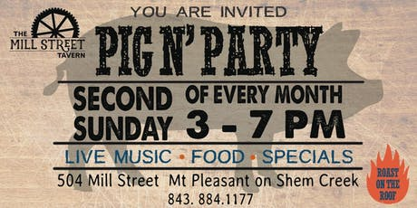 Pig N' Party! tickets