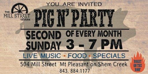 Pig N' Party!