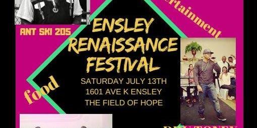 Ensley Renaissance Festival