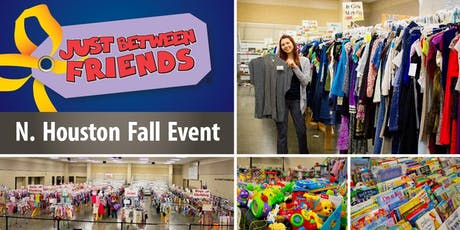 Huge Kids' Sales Event - JBF N. Houston - Fall 2019 - GET IN FREE tickets