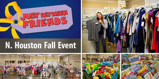 Huge Kids' Sales Event - JBF N. Houston - Fall 2019 - GET IN FREE