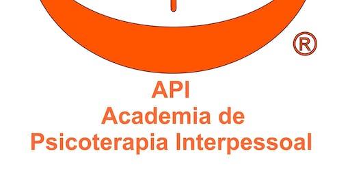Especialização em PSICOTERAPIA INTERPESSOAL (nível A) - 15º Edição