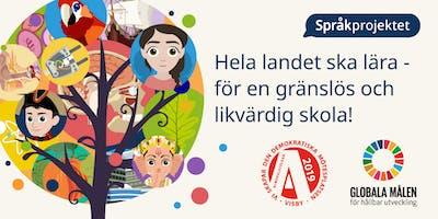 Språkprojektets seminarium i Almedalen