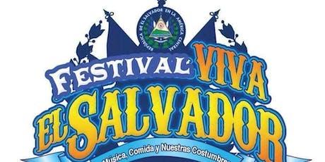 Festival Viva El Salvador tickets