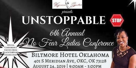 6th Annual NO FEAR Ladies Conference benefitting Reach Forward Foundation tickets