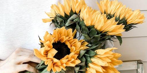 Flower Arrangement Class