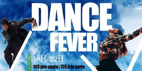 DANCE FEVER billets