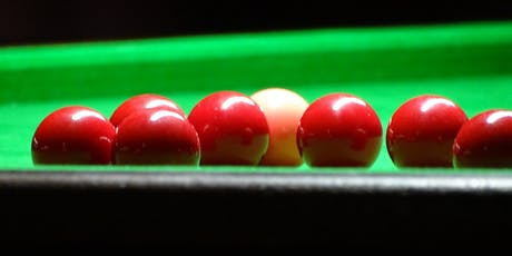 WEBSF billiards and snooker community coaching tickets