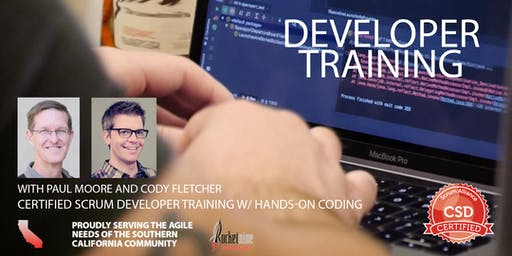 Certified Scrum Developer Training-Tech Practices Track-CSD|Orange County|Dec 2019