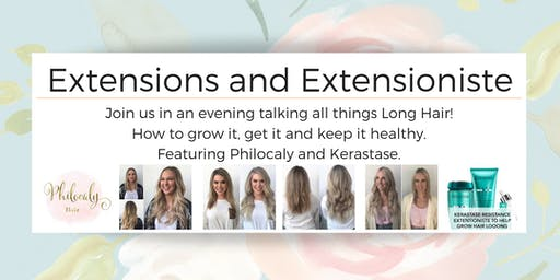EXTENSIONS AND EXTENSIONISTE - All things Long Hair