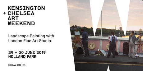 Landscape Painting with London Fine Art Studio tickets