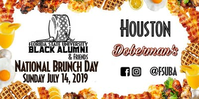 #FSUBABrunch - 2019 Houston FSU Black Alumni Brunch // FSUBAA
