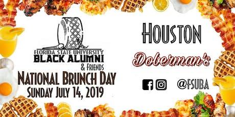 #FSUBABrunch - 2019 Houston FSU Black Alumni Brunch // FSUBAA tickets
