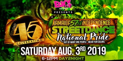 The 57th Jamaica Independence | Street Dance at Truck Stop