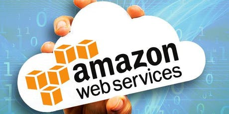 Introduction to Amazon Web Services (AWS) training for beginners in Savannah, GA | Cloud Computing Training for Beginners | AWS Certification training course tickets