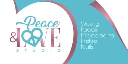 Peace & Love Studio Grand Opening
