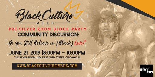 Can we celebrate Black Love? A BCW Discussion & After-Party