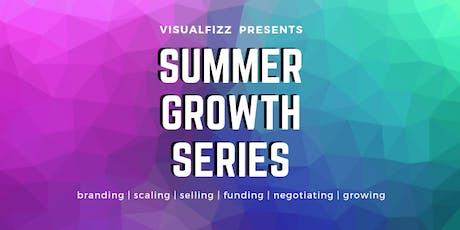 October Growth Series: The Psychology of Presentation, Pitching, Negotiation and Influence tickets