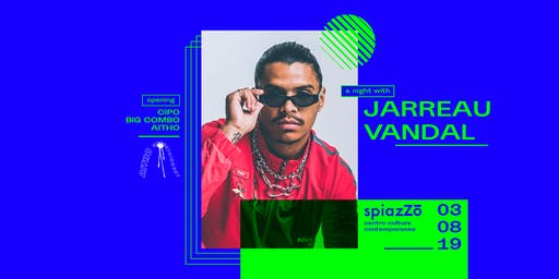A Night w/ Jarreau Vandal