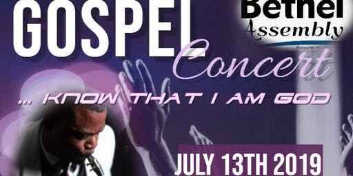 Bethel Assembly Gospel Concert