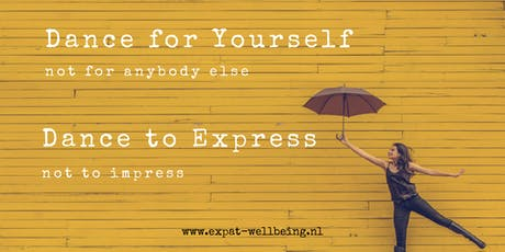 Dance Therapy Lite + Group Sharing tickets