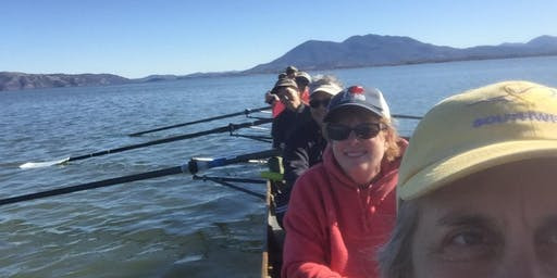Beginner Adult Rowing Instruction - Sweep and Sculling