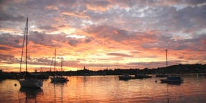 2019 Sunset Sail on the Schooner Ardelle
