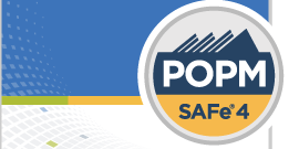 SAFe® 4 Product Owner/Product Manager (POPM)