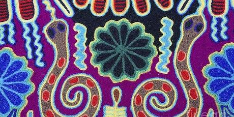 Huichol Yarn Painting tickets