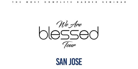We Are Blessed Tour HANDS-ON WORKSHOP San Jose Ca tickets