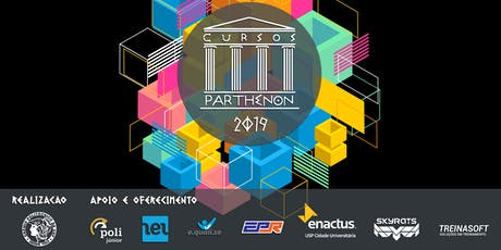 Cursos Parthenon - Julho de 2019 ingressos