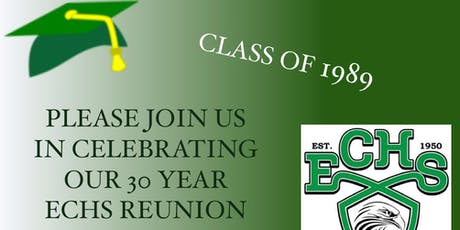 Class of 1989 El Camino High School 30 Year Reunion tickets