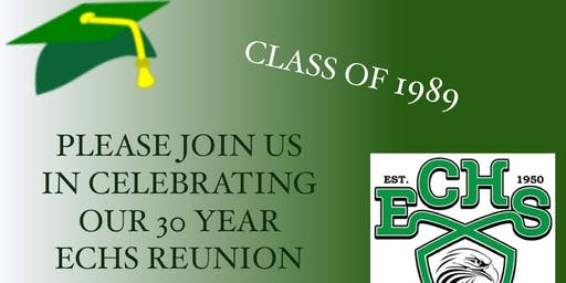 Class of 1989 El Camino High School 30 Year Reunion